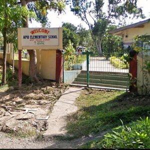 Apid Elementary School Logo